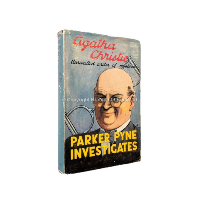 Parker Pyne Investigates by Agatha Christie Reprint Collins 1974